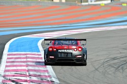 #35 GT Academy Team RJN Nissan GT-R GT3: Chris Ward, Jann Mardenborough, Alex Buncombe