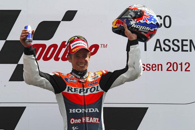 2012 : Кейсі Стоунер (Repsol Honda Team)