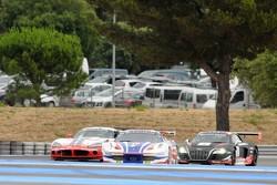 #49 AF Corse Ferrari 458 Italia: Howard Blank, Jean-Marc Bachelier, Yannick Mallegol