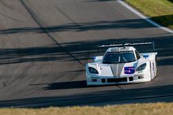 #5 Action Express Racing Chevrolet Corvette DP: Terry Borcheller, David Donohue