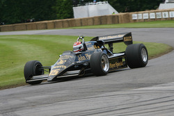 Emanuele Pirro in Lotus