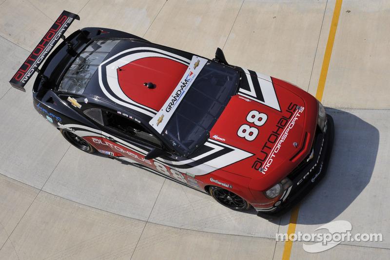 #88 Autohaus Motorsports Camaro GT.R: Jordan Taylor, Paul Edwards
