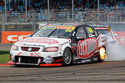 Trouble for Fabian Coulthard