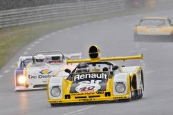 #40 Alpine A 442B: Jean Ragnotti, Carlos Tavares