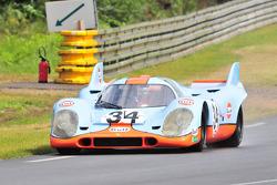 №34 Porsche 917: Ричард Эттвуд и Верн Шуппан