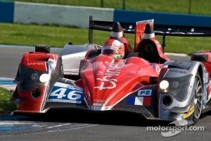 #46 Thiriet by TDS Racing Oreca 03 Nissan: Mathias Beche, Pierre Thiriet