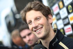 Romain Grosjean, Lotus F1 Team