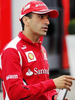 Marc Gene, Scuderia Ferrari Test Driver