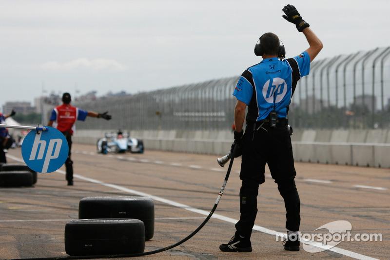 Schmidt/Hamilton Motorsports Honda team