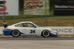 #34 2005 Porsche 997 Cup: Robert Van Zelst