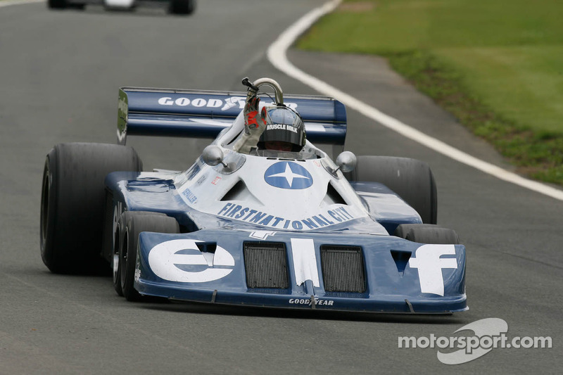 Roger Wills - Tyrrell P34