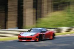 #21 Mtech Ferrari 458 Italia: Duncan Cameron, Matt Griffin, Mike Edmonds, Niki Cadei