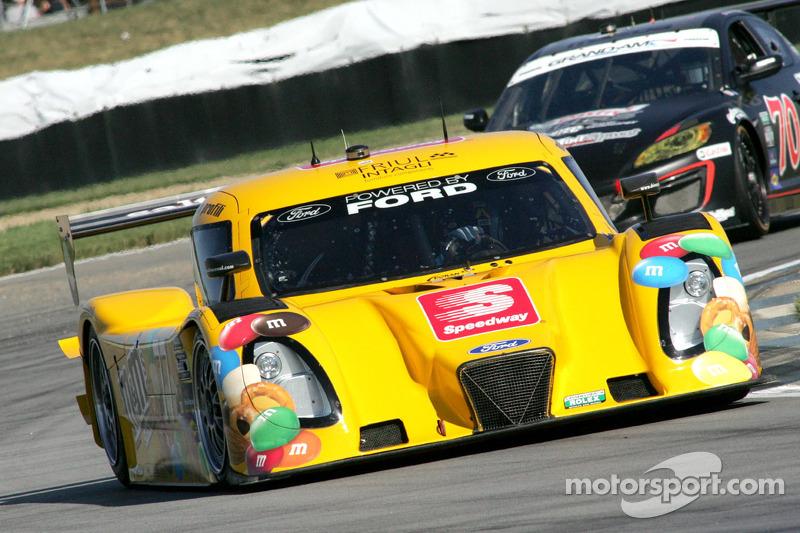 #77 Doran Racing Ford Dallara: Jim Lowe, Paul Tracy