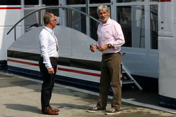 Johnny Herbert, and Damon Hill