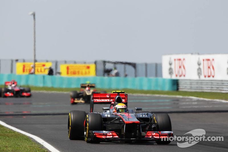 Territorio McLaren. Parece imposible que se repita en 2017, pero nadie ha ganado tantas carreras como ellos en Hungría: 11