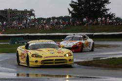 #87 Vehicle Technologies Dodge Viper: Jan Heylen, Doug Peterson