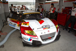 #16 Team Mugen CR-Z: Hideki Mutoh, Daisuke Nakajima