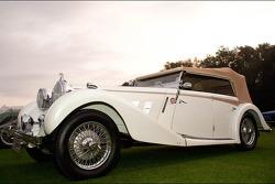PC 172 1936 MG SA 2 1/2 Litre Open Tourer: Judy & Barry Alexander