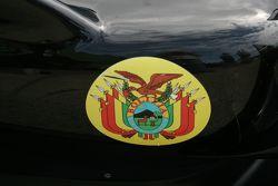 Pedro Pablo Calbimonte's car details