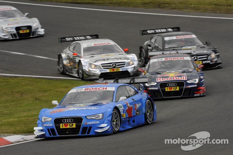 Filipe Albuquerque Audi Sport Team Rosberg Audi A DTM At Zandvoort - Audi albuquerque