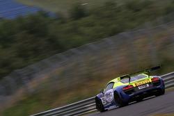 #29 Audi R8 LMS: Dennis Busch, Marc Busch