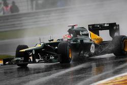 Heikki Kovalainen, Caterham spin