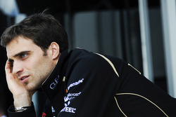 Jerome d'Ambrosio, Lotus F1 Team Third Driver
