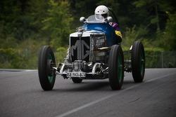 #305 1934 MG PA, Lee Duran