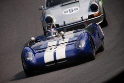 #17 Roy Walzer Litchfield, Conn. 1963 Lotus 23