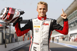 Pole winner Max Chilton