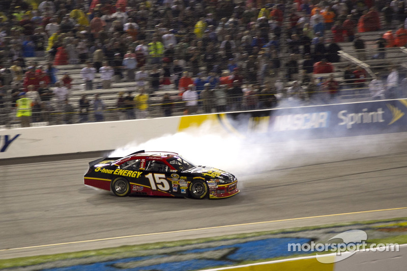 2012, Richmond 2: Clint Bowyer (Waltrip-Toyota)