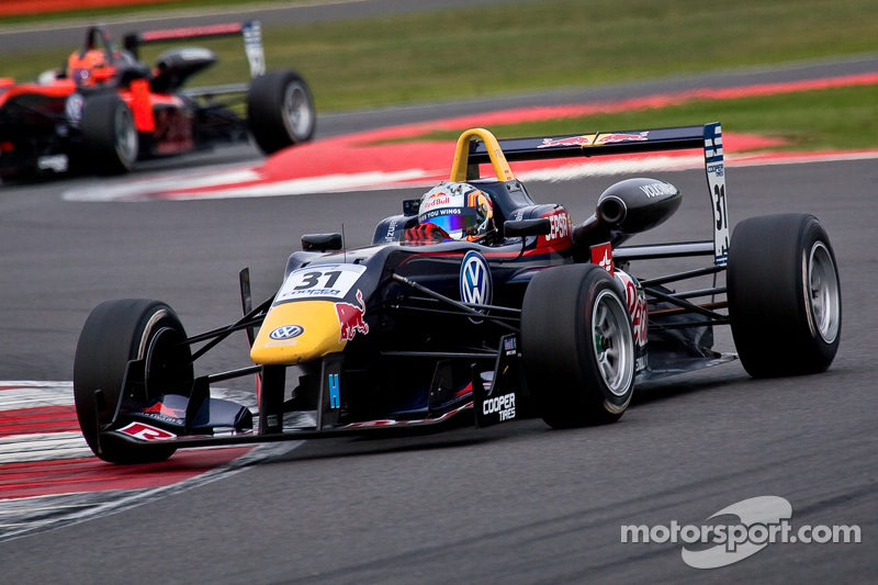 2012: F312 (F3 Euro Series, F3 británica, FIA F3)