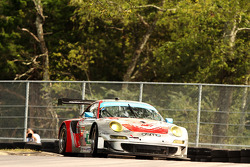 #44 Flying Lizard Motorsports Porsche 911 GT3 RSR: Seth Neiman