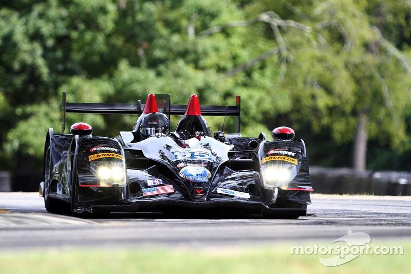 #95 Level 5 Motorsports HPD ARX-03b: Scott Tucker, Luis Diaz, Ricardo Gonzalez