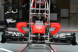 Marussia F1 Team front wing