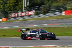 #32 Belgian Audi Club Team WRT Audi R8 LMS ultra: Stephane Ortelli, Laurens Vanthoor