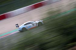 #89 GPR Aston Martin V12 Vantage: Ronnie Latinne, Damien Dupont, Tim Verberg