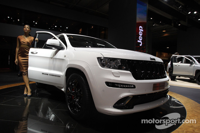 Jeep Grand Cherokee SRT Limited Ed.