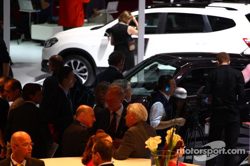 2012 mondial de l'automobile Atmosphere
