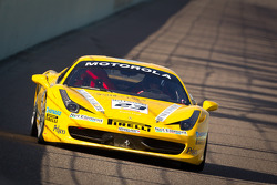 #23 Ferrari of Central Florida 458TP: Onofrio Triarsi
