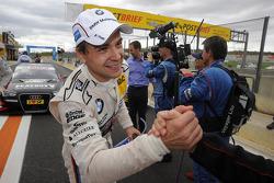 Augusto Farfus Jr., BMW Team RBM; Dr. Wolfgang Ullrich, Audi's Head of Sport