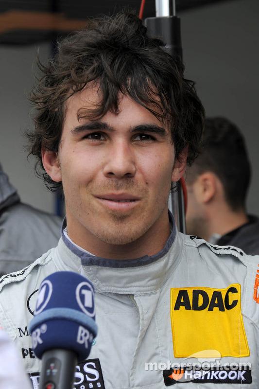 Robert Wickens, Mucke Motorsport