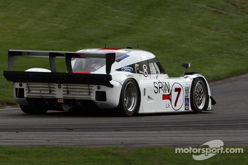 # 7 Starworks Motorsport: Mark Wilkins, Alex Popow, Billy Johnson