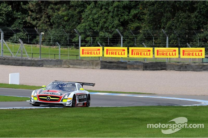 #37 All-Inkl.com Munnich Motorsport Mercedes-Benz SLS AMG GT3: Nicky Pastorelli, Thomas Jäger
