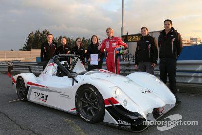 Toyota breaks Nürburgring electric vehicle record