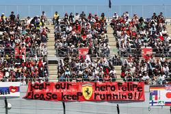 Banner for Felipe Massa, Ferrari