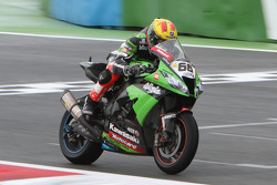 Tom Sykes takes third place