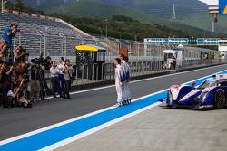 Toyota Racing photoshoot