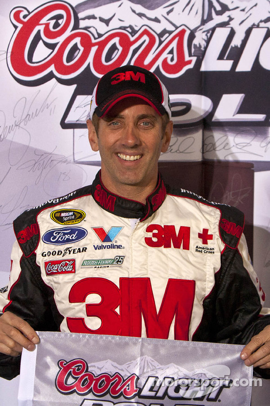 Polepositie Greg Biffle, Roush Fenway Racing Ford