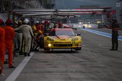 #70 Larbre Competition Chevrolet Corvette C6-ZR1: Christophe Bourret, Pascal Gibon, Jean-Philippe Belloc